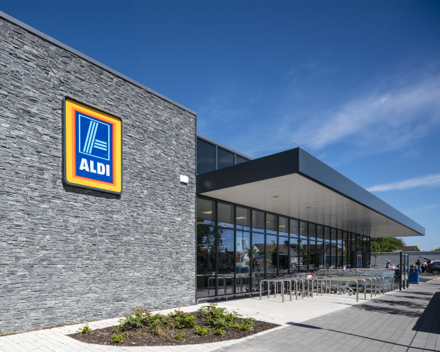 ALDI Stores - Nationwide - Stewart Construction