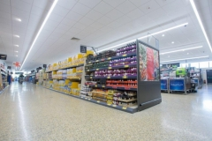ALDI Ennistymon Internal - Food Aisle (2)
