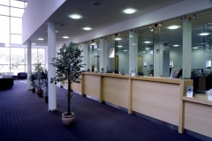 Ballinrobe Credit Union Counter