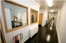 Bons Secours Corridor