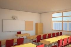 Claregalway Internal Classroom