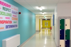 Claregalway Internal Corridor