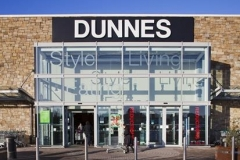 Dunnes Rahoon External Entrance