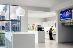 Fidelity Fit Out Parkmore - Canteen