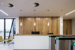 Fidelity Fit Out Parkmore- Reception 2