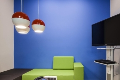 Fidelity Fit Out Parkmore - Seating area
