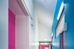 Gaelscoil de hIde Oranmore Internal Corridor