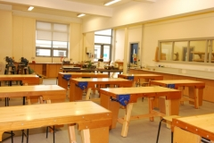 Nenagh VEC Internal Woodwork Room