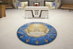Knock Basilica Interior-Altar
