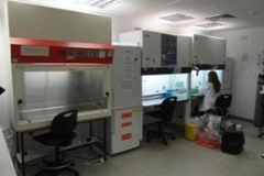 NUIG Dangan Labs Fit Out -Interior