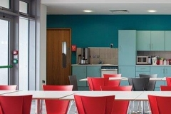 OPW Roscommon - Interior Canteen