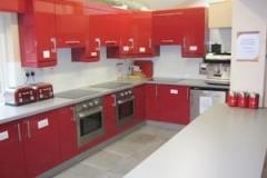 Sleepzone Internal Kitchen