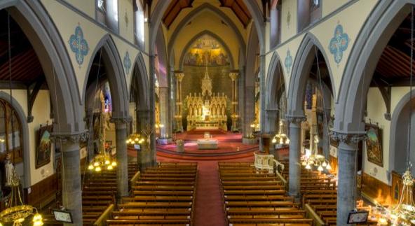 restoration of st  john u2019s cathedral in limerick