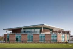 UL Sports Pavilion - Exterior