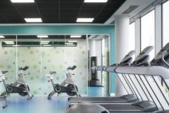 Waterside Citywest - SAP - Interior - Gym