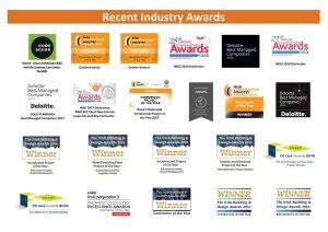 Award List 2020